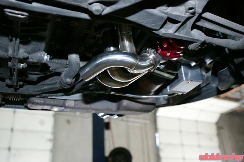 Agency Power Garrett GT Turbo Kit Components Porsche 996 Turbo | GT2