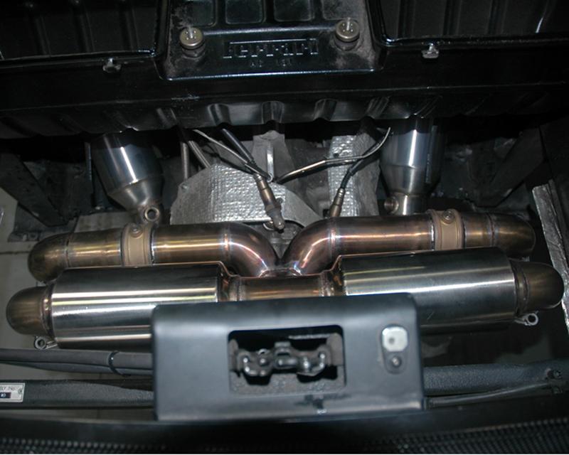 Agency Power Performance Exhaust Package Ferrari 360 Modena