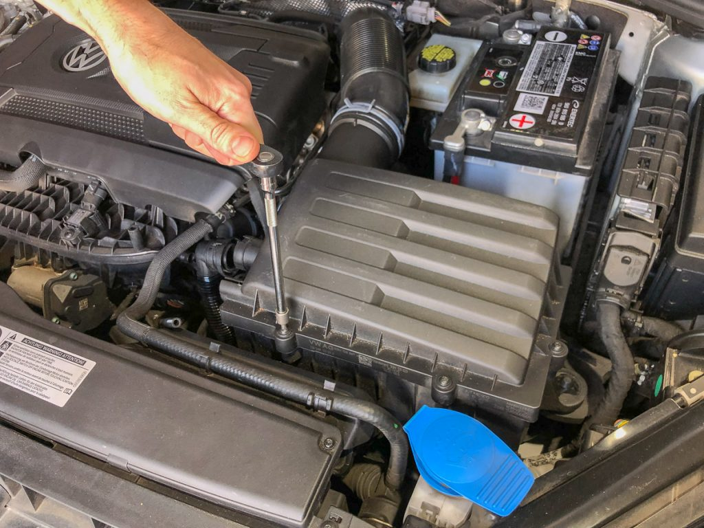 How to Install Agency Power Cold Air Intake VW Golf GTI MK7 | Audi