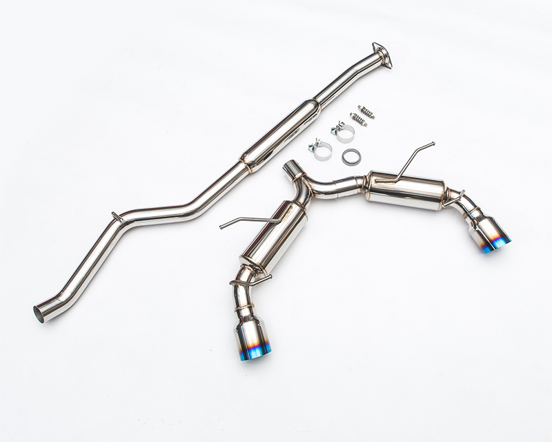 Agency Power AP-FRS-170 Catback Exhaust System for FR-S/BRZ