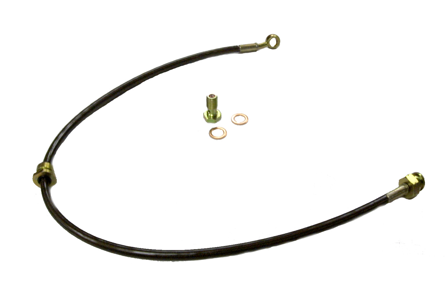 Agency Power Steel Braided Clutch Line Mazda RX-8 04-11 - AP-RX8-400