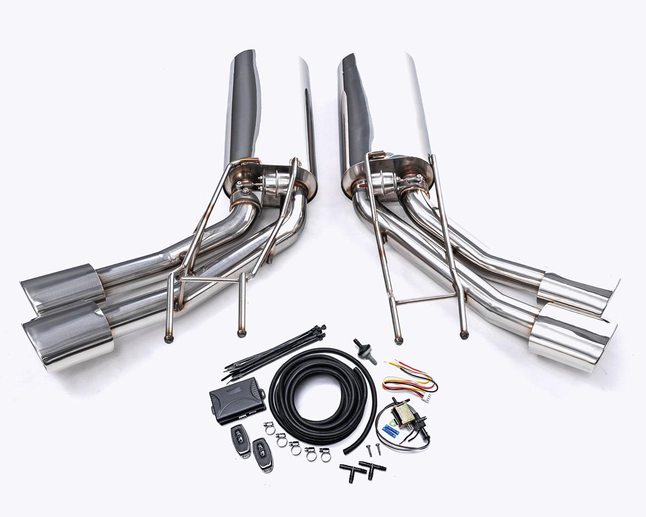 G Wagon Exhaust Kit