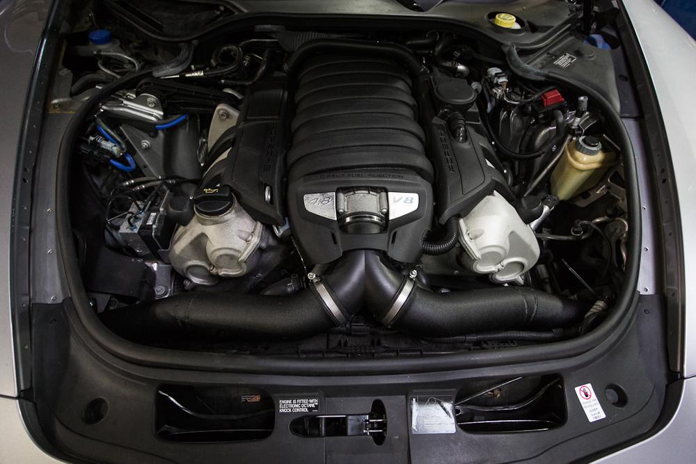 Ap 970 110 Agency Power Cold Air Intake Kit Porsche 970