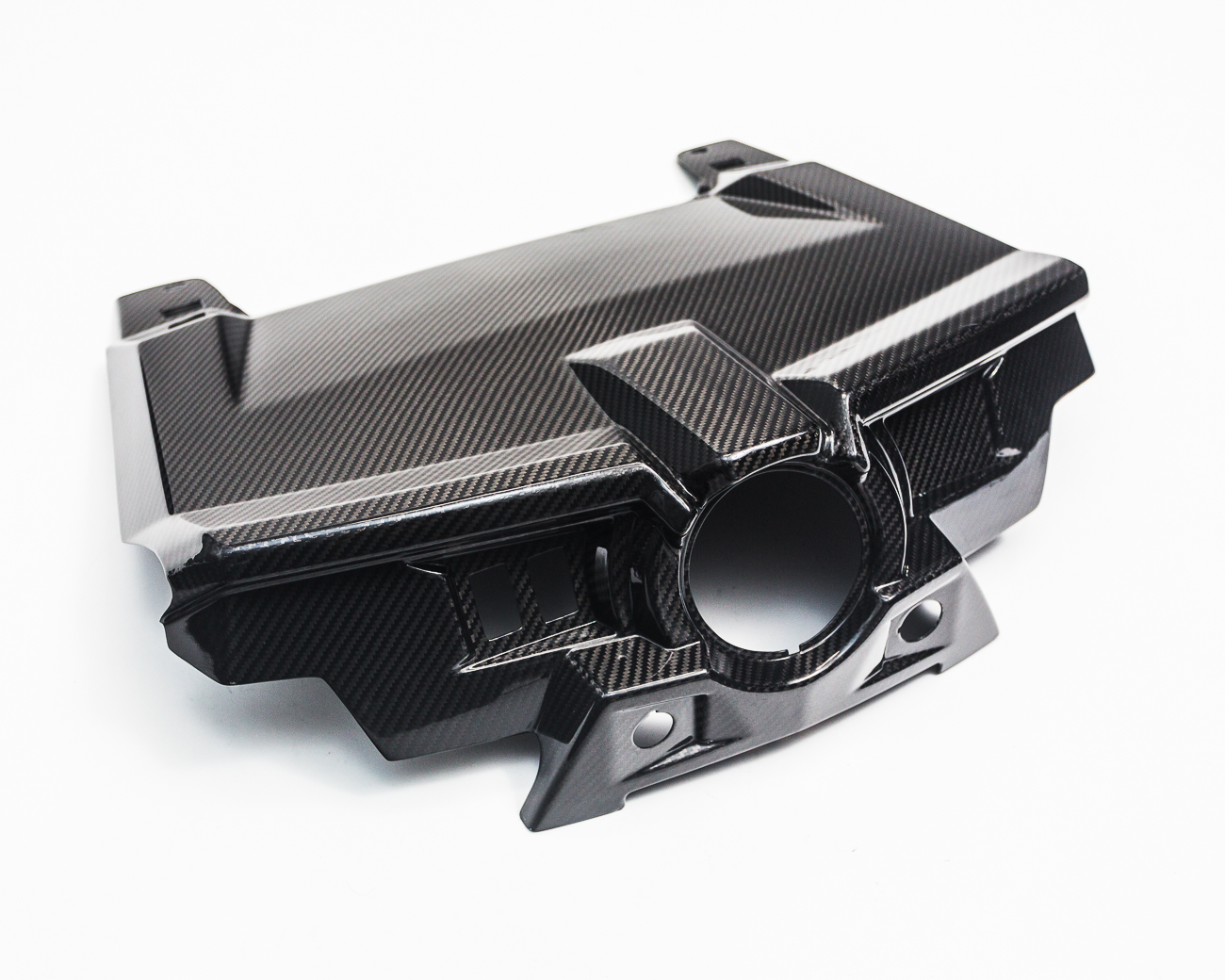Agency Power Carbon Fiber Dash Polaris RZR XP 1000 | Turbo 14-16 - AP-RZR-605