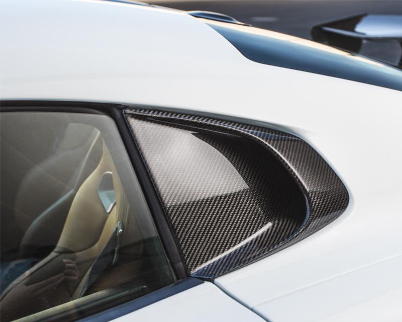 Agency Power Carbon Fiber Side Air Ducts Dodge SRT Viper 13-17 - AP-VIPG5-620