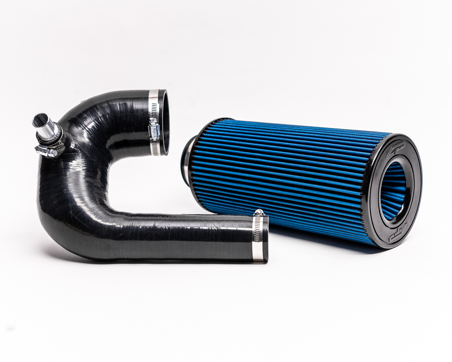 Agency Power Cold Air Intake System Polaris RZR XP Turbo | Black - AP-RZRXPT-111-BLK