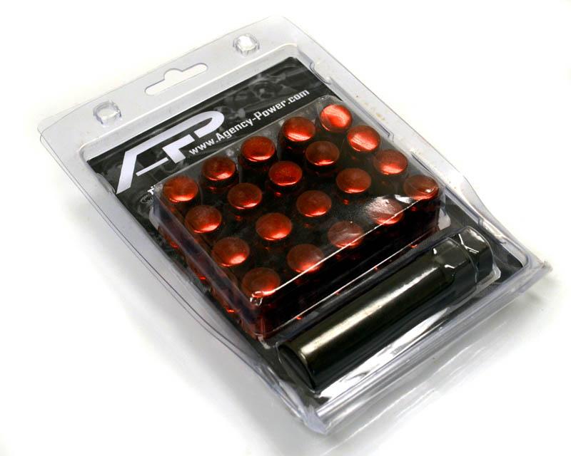 Agency Power 12mmx1.5 Closed End Lug Nuts - AP-UNI-50LUG