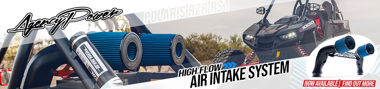 Polaris RS1 Intake Kit