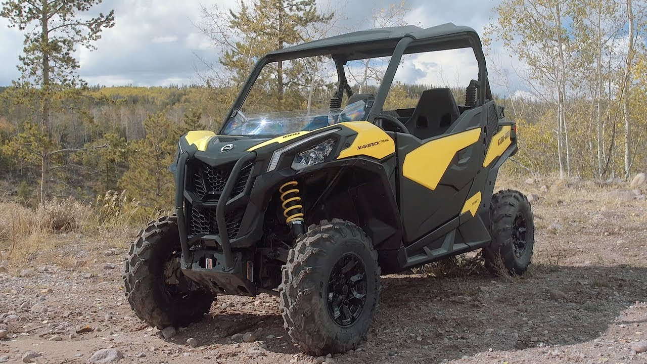 VR Tuned ECU Flash Tune Can-Am Maverick Trail 800