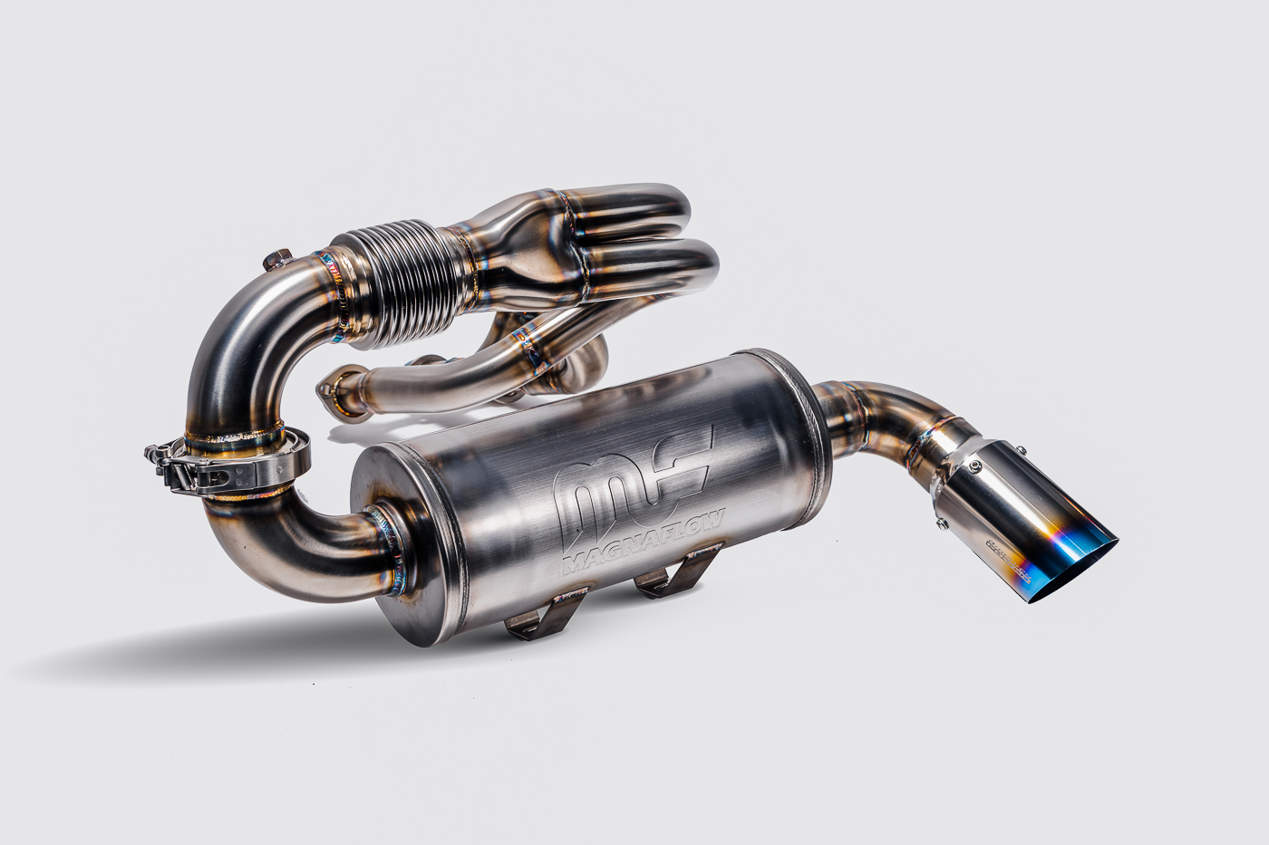 AP-TEX-XX-170 | Agency Power Header and Exhaust System